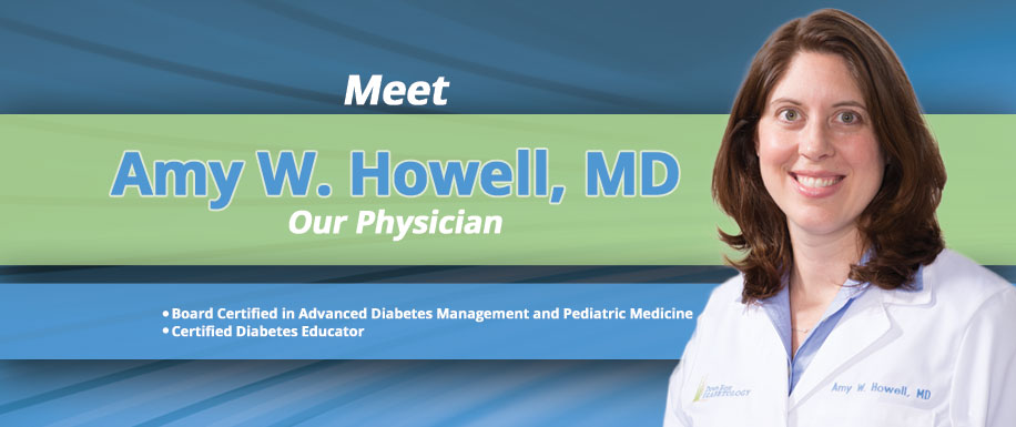 Meet Amy Howell, MD